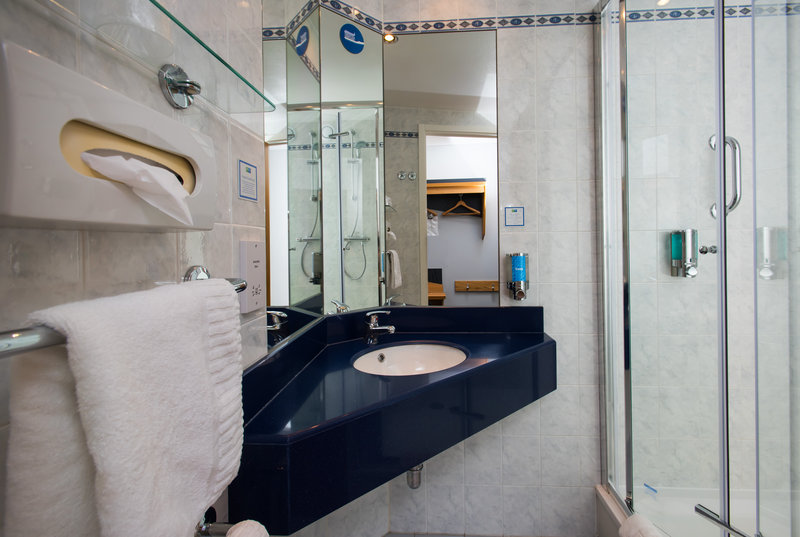 Refresh yourself before a busy day in Swansea