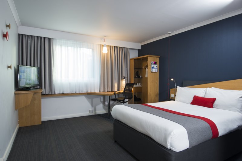 Our accessible rooms are practical and spacious