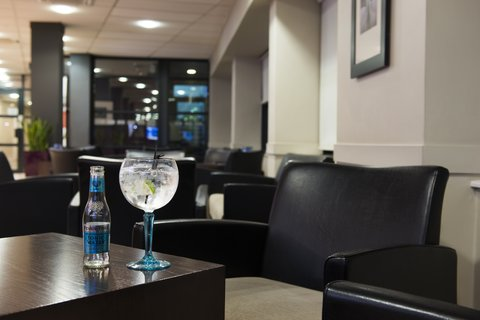 Long day? Grab a comfy seat in our lounge and put