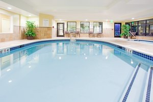 Pool - Holiday Inn Express Hotel & Suites Airport Denver