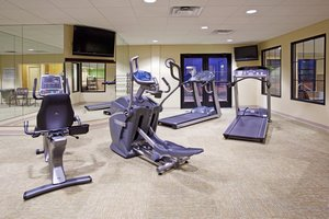Fitness/ Exercise Room - Holiday Inn Express Hotel & Suites Airport Denver