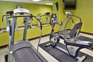 Fitness/ Exercise Room - Holiday Inn Express Hotel & Suites South San Antonio