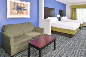 Room - Holiday Inn Express Hotel & Suites South San Antonio
