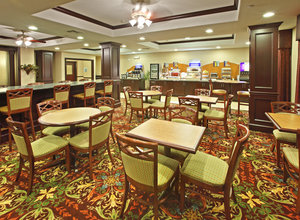 Restaurant - Holiday Inn Express Hotel & Suites Henderson