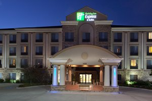 Exterior view - Holiday Inn Express Hotel & Suites Fort Collins