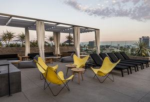 Exterior view - Kimpton Everly Hotel Hollywood Los Angeles