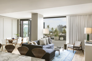 Suite - Kimpton Everly Hotel Hollywood Los Angeles