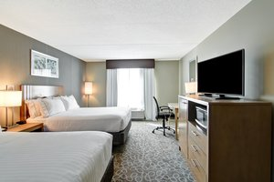 Room - Holiday Inn Express Hotel & Suites Downtown Toronto Area Oshawa