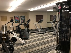 Fitness/ Exercise Room - Candlewood Suites Warrenville