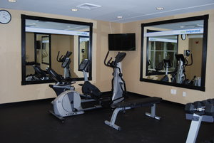 Fitness/ Exercise Room - Holiday Inn Express Hotel & Suites Auburn Hills