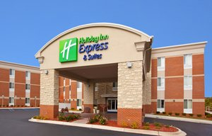 Exterior view - Holiday Inn Express Hotel & Suites Auburn Hills