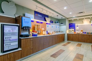 Restaurant - Holiday Inn Express Hotel & Suites Atchison