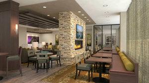 Restaurant - Staybridge Suites South Lake Union Seattle