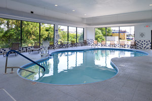 Pool - Holiday Inn Express Morgantown