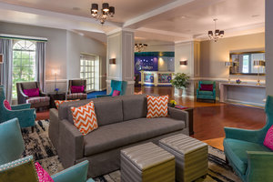 Lobby - Hotel Indigo Galleria Houston