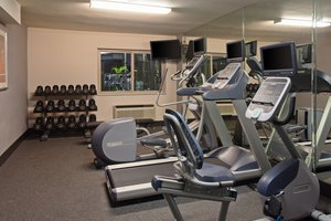 Fitness/ Exercise Room - Holiday Inn Express North Colton