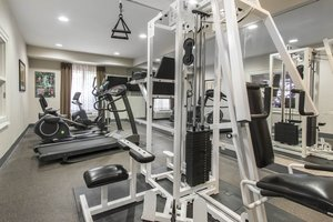 Fitness/ Exercise Room - Holiday Inn Express Hotel & Suites Cullman