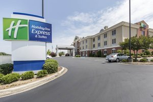 Exterior View Holiday Inn Express Hotel Suites Cullman