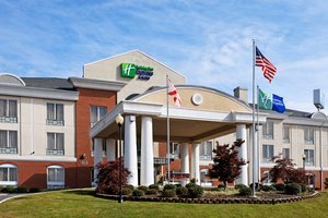Exterior view - Holiday Inn Express Hotel & Suites Cullman