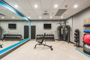 Fitness/ Exercise Room - Crowne Plaza Suites Arlington