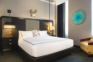 Room - Kimpton Cardinal Hotel Downtown Winston Salem