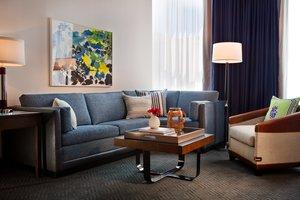 Suite - Kimpton Cardinal Hotel Downtown Winston Salem