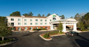 Exterior view - Holiday Inn Express Hotel & Suites Walterboro