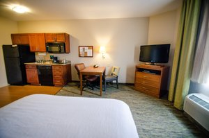 Room - Candlewood Suites Temple