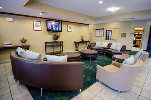 Lobby - Candlewood Suites Temple