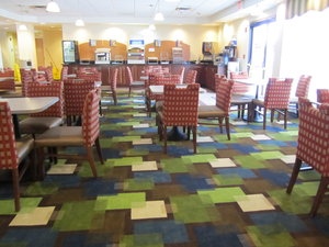 Restaurant - Holiday Inn Express South End Boston