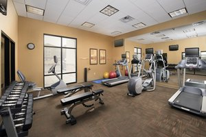 Fitness/ Exercise Room - Holiday Inn Hotel & Suites Airport Denver