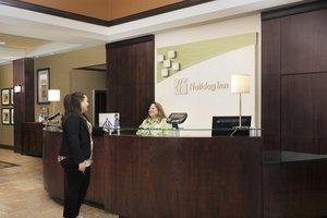 Lobby - Holiday Inn Hotel & Suites Airport Denver