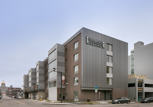 Exterior view - Staybridge Suites Downtown Des Moines
