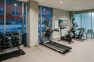 Fitness/ Exercise Room - Staybridge Suites Downtown Des Moines