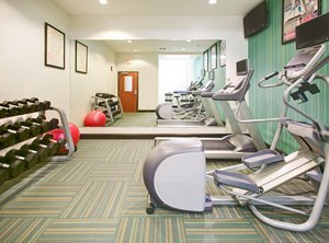 Fitness/ Exercise Room - Holiday Inn Express Hotel & Suites Denton
