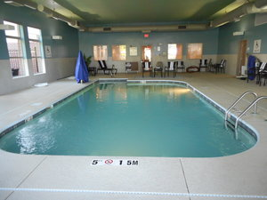 Pool - Holiday Inn Express Fairfield