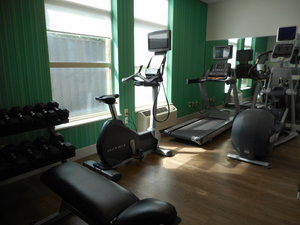 Fitness/ Exercise Room - Holiday Inn Express Fairfield