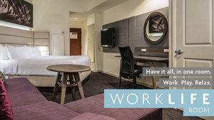 Room - Crowne Plaza Hotel Springfield