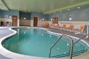 Pool - Holiday Inn Express Hotel & Suites Northeast University Charlotte