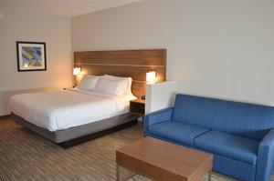 Room - Holiday Inn Express Hotel & Suites Northeast University Charlotte