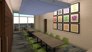 Meeting Facilities - Holiday Inn Express Hotel & Suites Northeast University Charlotte
