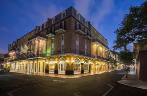 Exterior view - Holiday Inn French Quarter Chateau Lemoyne New Orleans