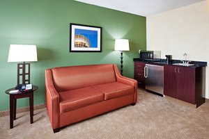 Suite - Holiday Inn Downtown Worlds Fair Park Knoxville