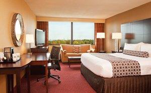 Room - Crowne Plaza Hotel Newton
