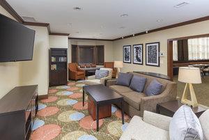 Lobby - Staybridge Suites Canton