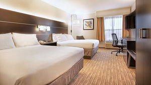 Room - Holiday Inn Express Hotel & Suites Asheville