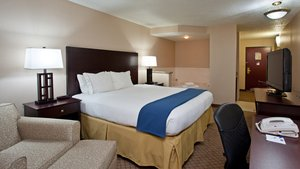 Suite - Holiday Inn Express Mercer
