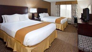 Room - Holiday Inn Express Mercer