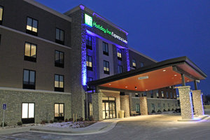 Exterior view - Holiday Inn Express Hotel & Suites I-55 South St Louis