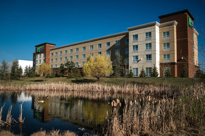 Exterior view - Holiday Inn Express Hotel & Suites Spruce Grove
